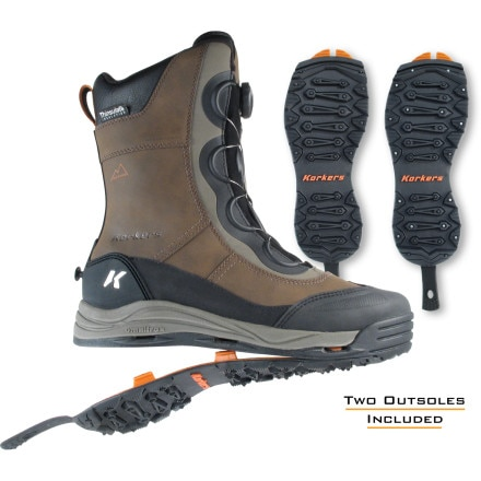 photo: Korkers IceJack Boot