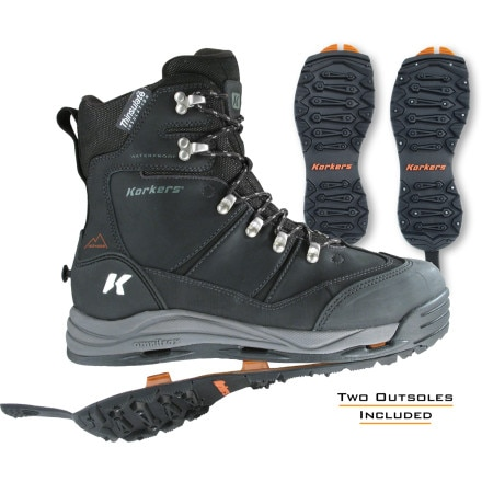 photo: Korkers SnowJack Boot