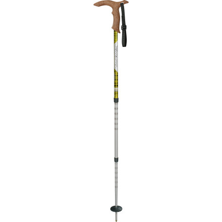 Shop for Komperdell Walker Antishock Light Trekking Pole - 1 Pole