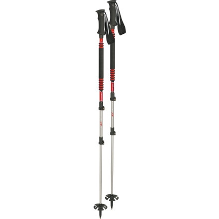 Komperdell T3 Thermogrip Foam III Powerlock Ski Pole
