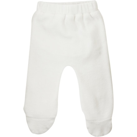 Kate Quinn Organics Sherpa Footie Pant - Infant Girls'