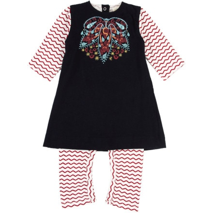 Kate Quinn Organics Dress Jumpsuit - Long-Sleeve - Infant Girls'