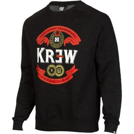 KR3W Superior Crew Sweatshirt - Men's