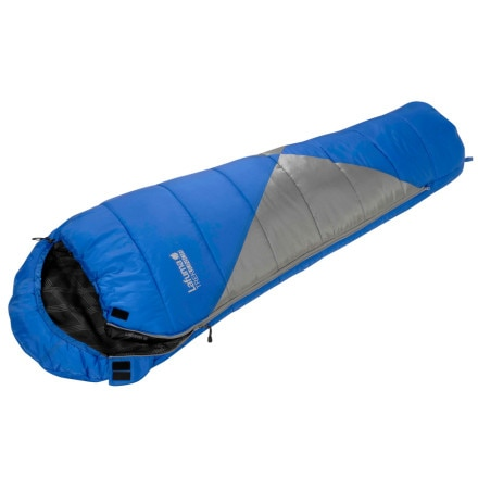 photo: Lafuma Trek Jr. 3-season synthetic sleeping bag