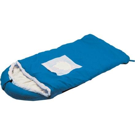 photo: Lafuma Patrol 3-season synthetic sleeping bag
