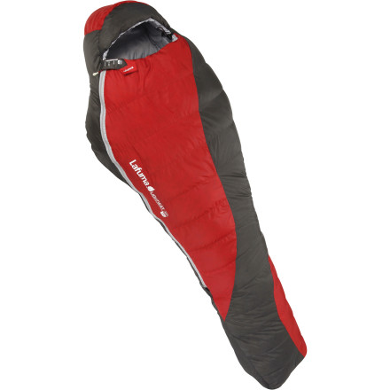 Lafuma Lightway 35 Sleeping Bag: 35 Degree Down