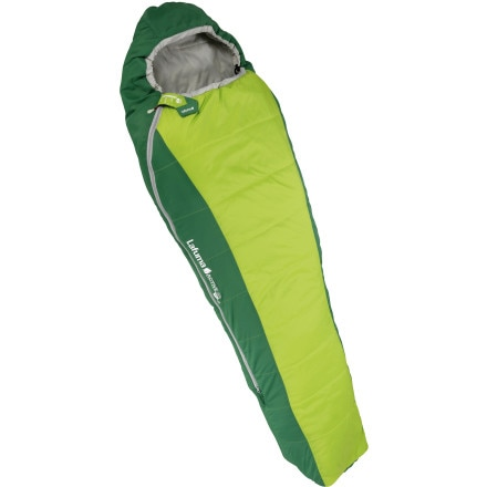 Lafuma Active 35 LD Sleeping Bag: 35 Degree Synthetic - Women's