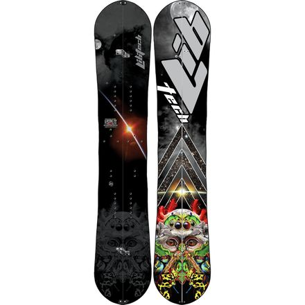 Lib Technologies T.Rice Pro Model Splits C2-BTX HP Splitboard