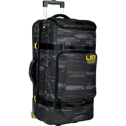 Lib Technologies Antiguan Rolling Gear Bag