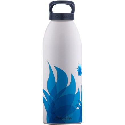 photo: Liberty Bottleworks Audrey Kranz Collection Bottle water bottle