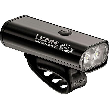 Lezyne Macro Micro Light Pair - 800 XL