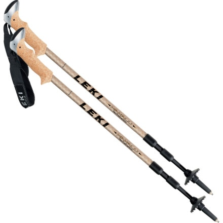 photo: Leki Diva Aergon Antishock antishock trekking pole