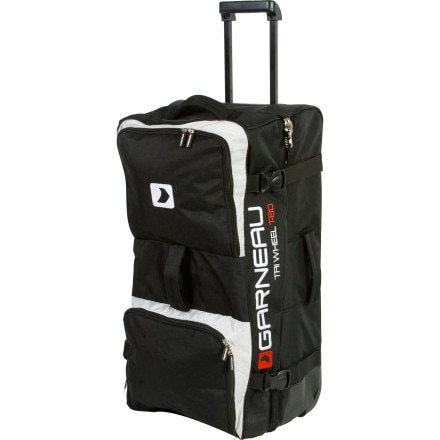 Louis Garneau Tri Wheel T-60 Bag