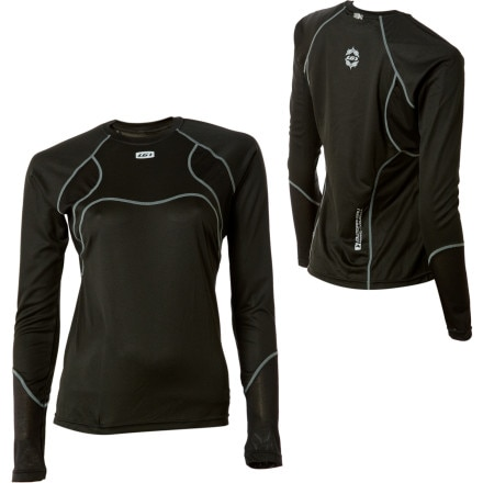 photo: Louis Garneau Women's Light Shirt Long-Sleeve