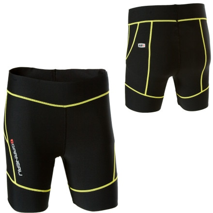 photo: Louis Garneau Powerfeel Running Short active short