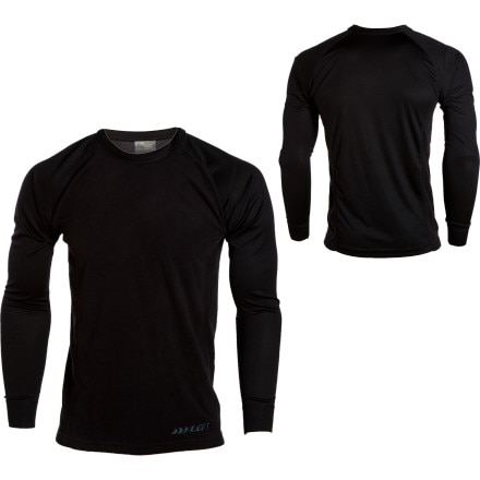 photo: Louis Garneau Long Underwear Crew base layer top