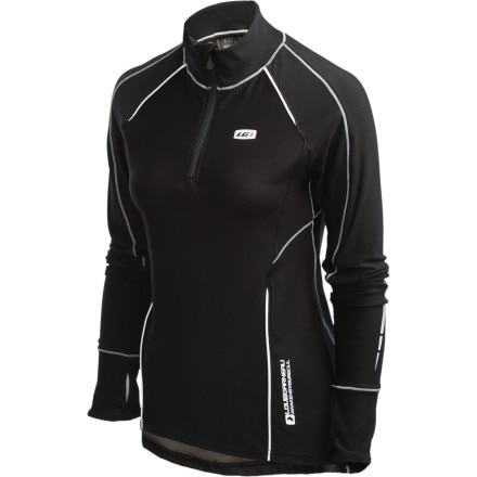 Louis Garneau Tech Jersey - Long-Sleeve - Women's