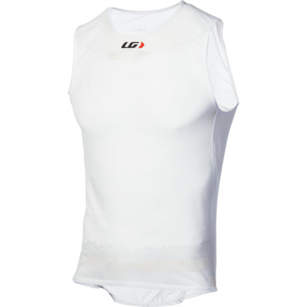 photo: Louis Garneau 1001 Sleeveless Singlet Top base layer top