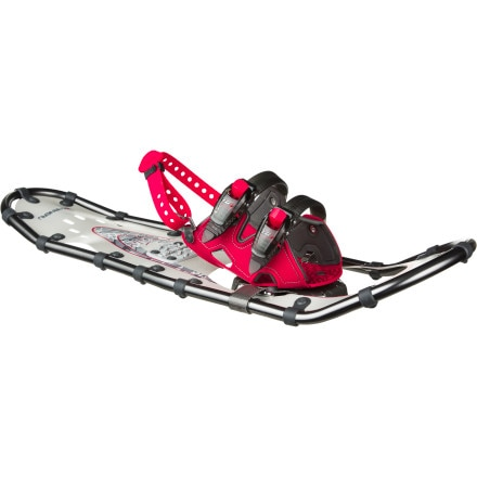 photo: Louis Garneau Streamshape FX Flora hiking snowshoe