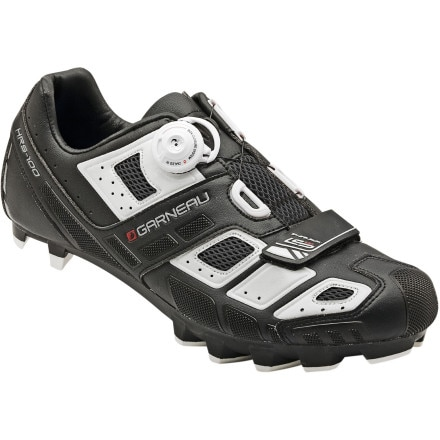 Louis Garneau T-Flex LS -100 Men's Shoes Black, 47.0