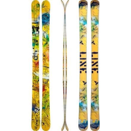 Line Traveling Circus Ski