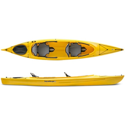 Liquidlogic Kayaks Marvel 14.5 Tandem Kayak - Discontinued Model