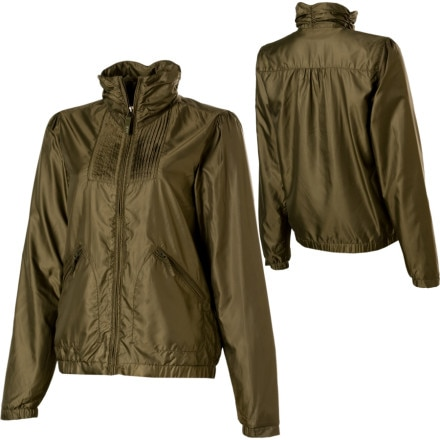 photo: Lole Windborne Jacket wind shirt