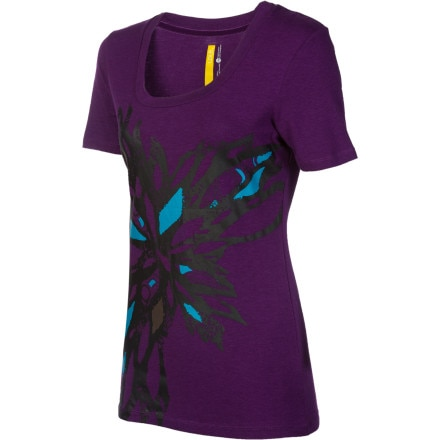 Lole Zen Top - Short-Sleeve - Women's Purple, XS