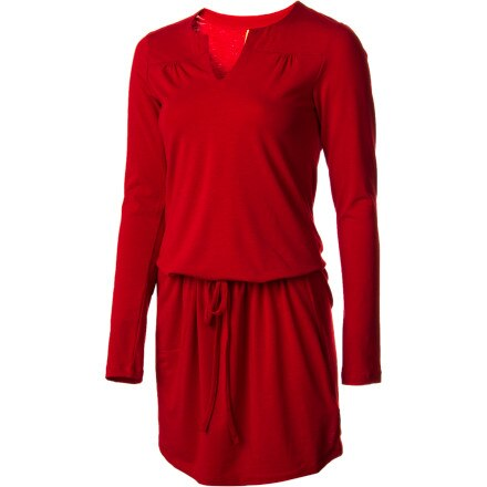 Lolë Marigold Dress - Long-Sleeve - Women's