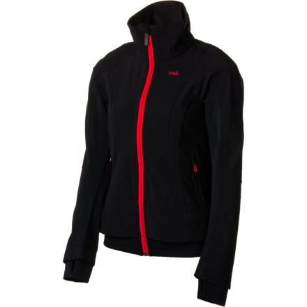 Lole Fastness 2 Softshell Jacket - Women's Black, XL