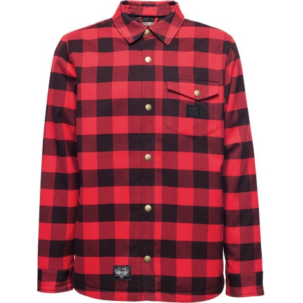 L1 Insulated Flannel Jacket - Men's