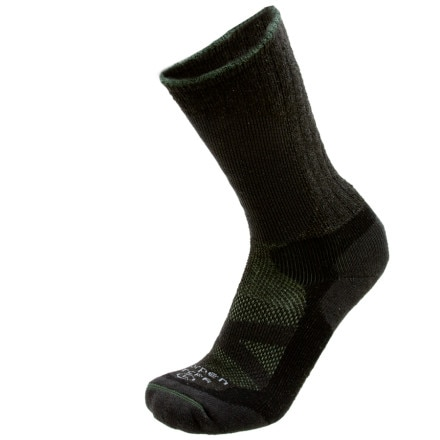 photo: Lorpen PrimaLoft Mid Weight Hiker Crew Sock hiking/backpacking sock