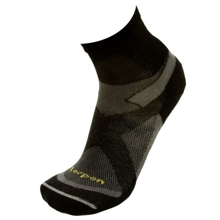 Lorpen Tri-Layer Light Shorty Sock - Men's