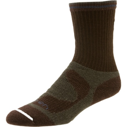 photo: Lorpen Women's Tri-Layer Mid Weight Hiking Sock hiking/backpacking sock