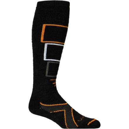 photo: Lorpen Men's Tri Layer Midweight Ski Sock