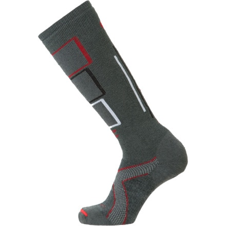 Lorpen Tri-Layer Midweight Ski Sock - Men's