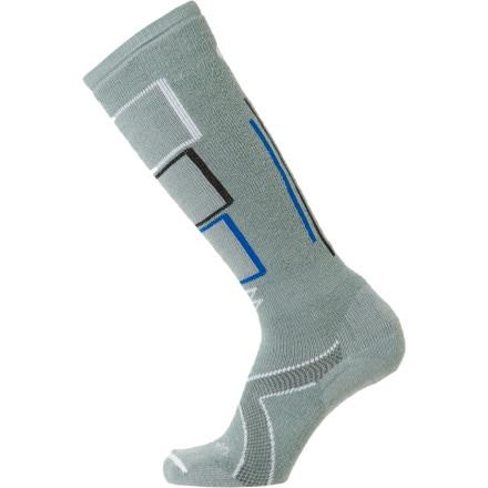 photo: Lorpen Men's Tri Layer Midweight Ski Sock snowsport sock