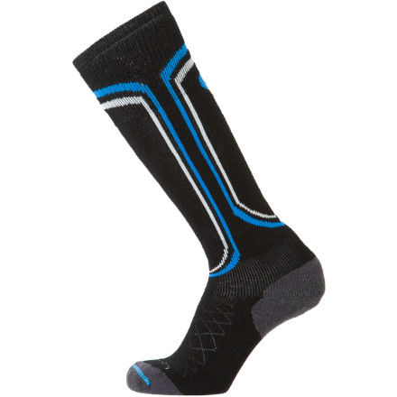Lorpen Merino Midweight Ski Sock - Men's