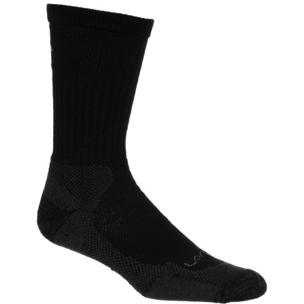 photo: Lorpen Merino Light Hiker Crew Sock