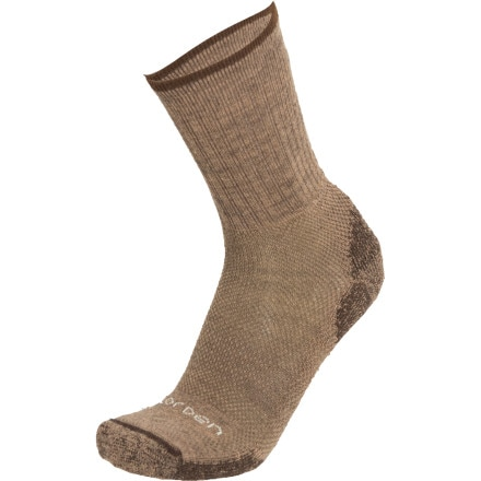 Lorpen Merino Light Hiker Crew Sock - 2-Pack
