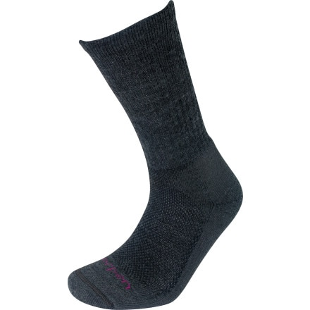 photo: Lorpen Women's Merino Light Hiker Crew Sock