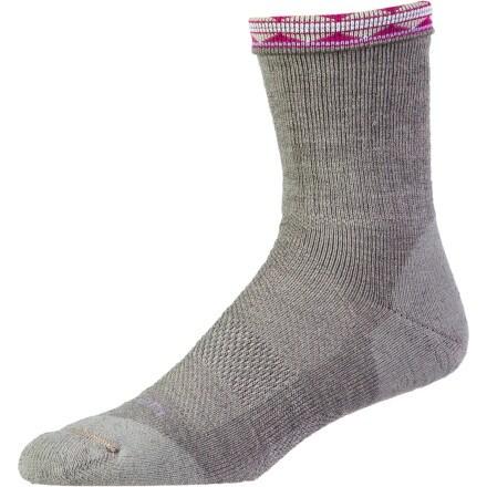 Lorpen Merino Midweight Hiker Crew Sock - Women's