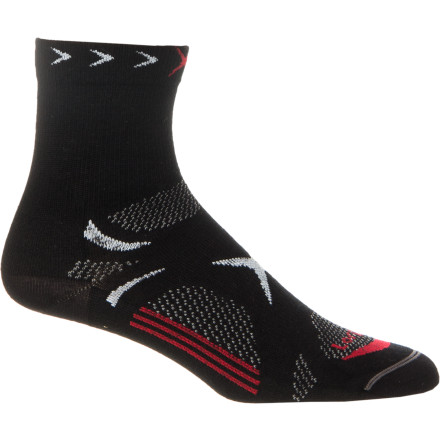 Lorpen T3 Trail Running Ultralight Sock - Men's