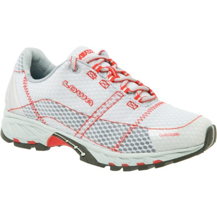 photo: Lowa Women's Arete Lo trail shoe