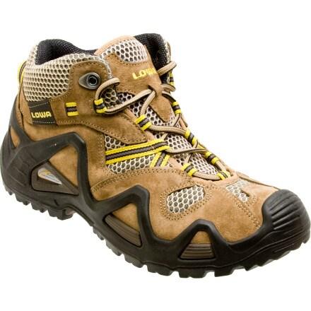 photo: Lowa Vento QC Mid hiking boot