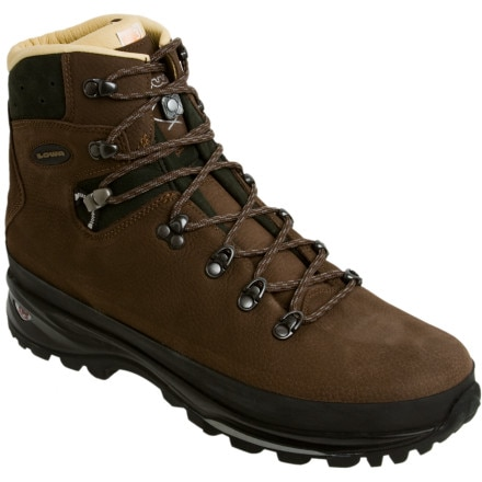 photo: Lowa Baltoro hiking boot