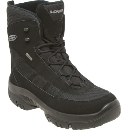 photo: Lowa Men's Trident GTX mountaineering boot