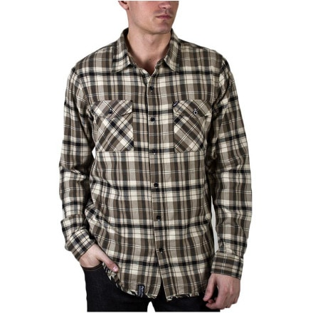 LRG Regiment Shirt - Long-Sleeve - Men's