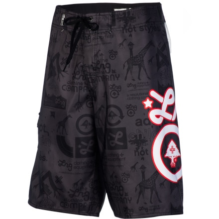 LRG CC LRG Icon Board Short - Men's