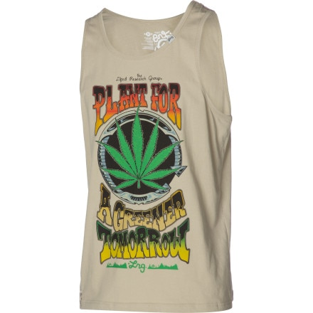 LRG Plant For A Greener Tomorrow Tank Top - Men's